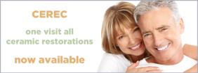 Cerec ceramic dental teeth restorations in Hobart