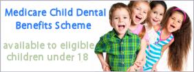 Medicare Child Dental Benefits Scheme in Hobart