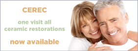 Cerec ceramic dental teeth restorations in Hobart
