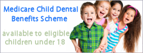 Medicare Child Dental Benefits Scheme in Hobart